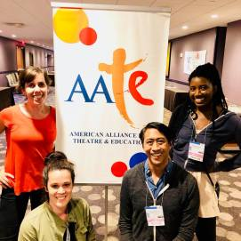 AATE Conference 2018