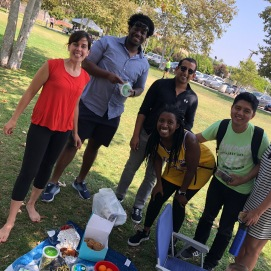 Potluck in the Park 2018
